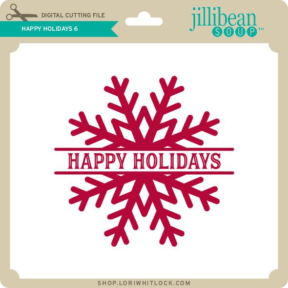 Happy Holidays 6