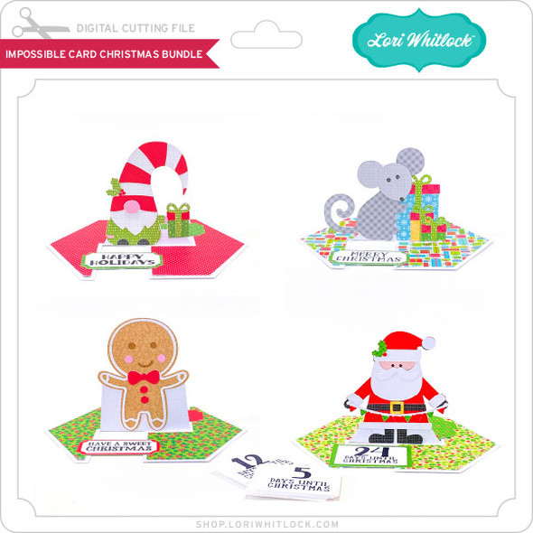 Impossible Card Christmas Bundle