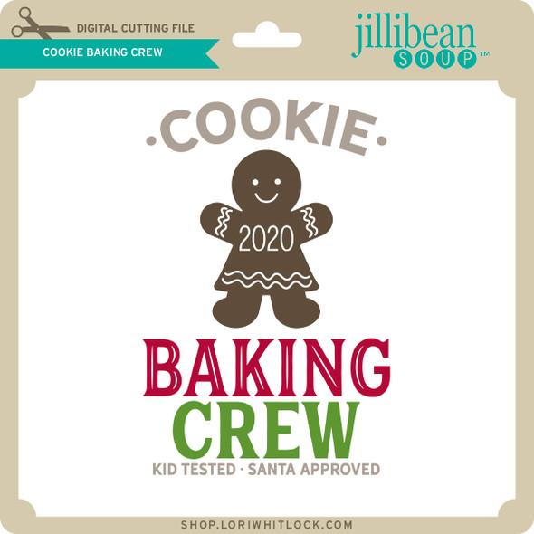 Cookie Baking Crew
