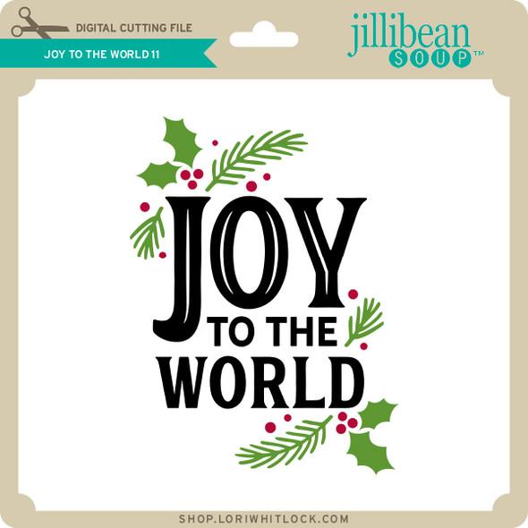 Joy to the World 11