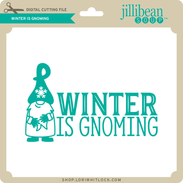 Winter is Gnoming