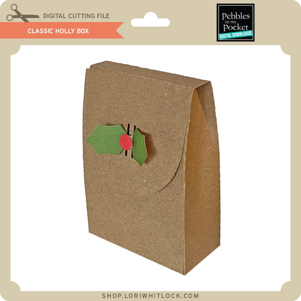 Classic Holly Box