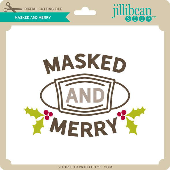 Masked and Merry