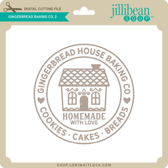 Gingerbread Baking Co 2