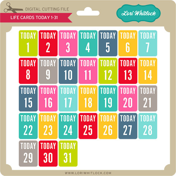 Life Cards Today 1-31