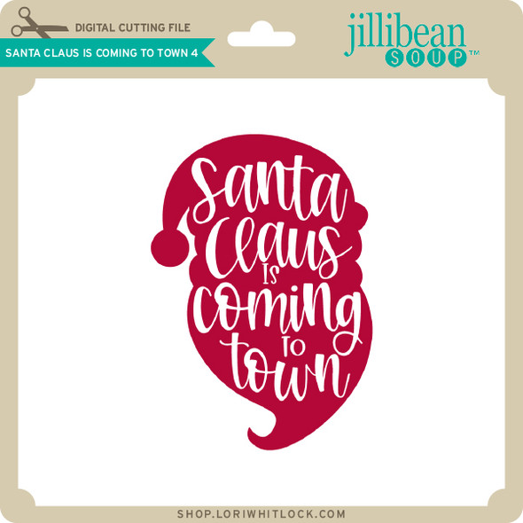 Santa Claus is Coming to Town 4