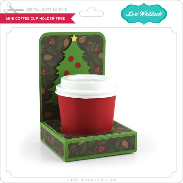 Mini Coffee Cup Holder Tree