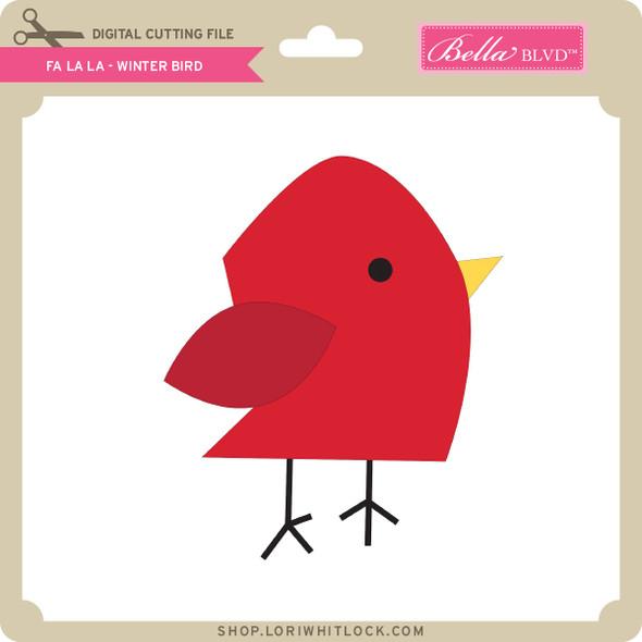 Fa La La - Winter Bird
