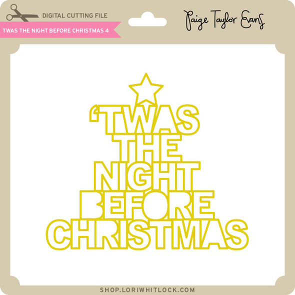 Twas the Night Before Christmas 4