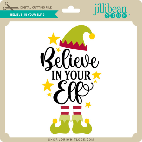Believe in Your Elf 3