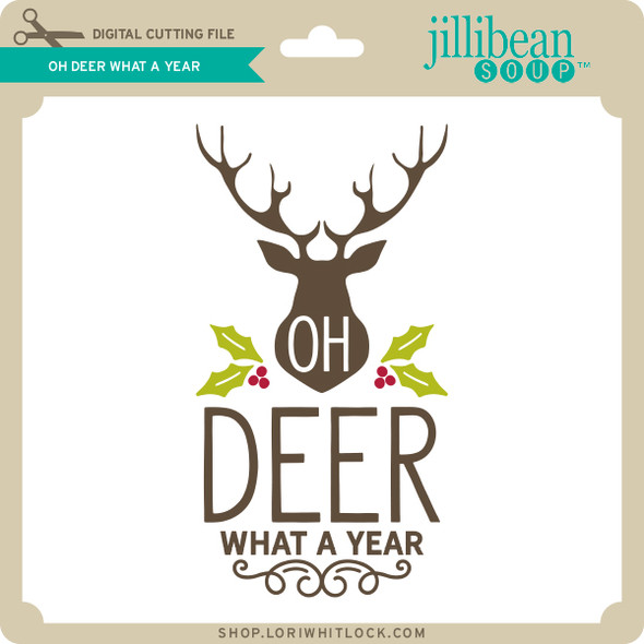 Oh Deer What a Year