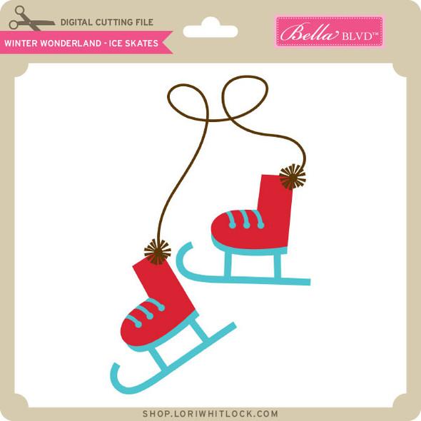 Winter Wonderland - Ice Skates