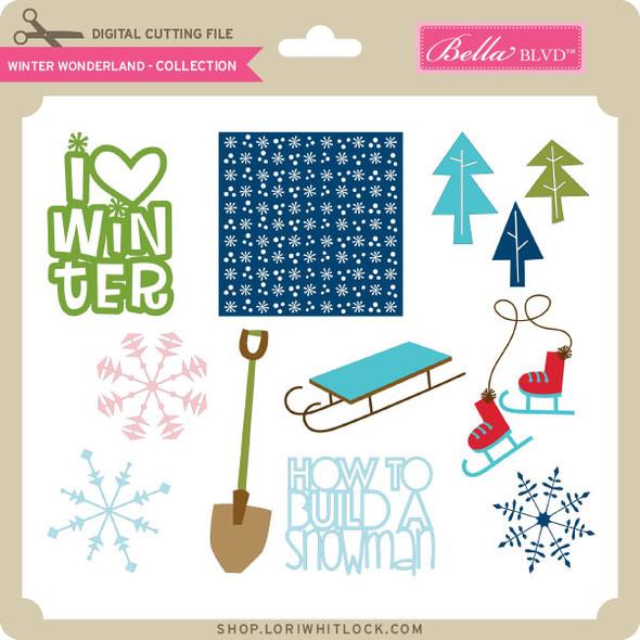 BB Winter Wonderland - Collection