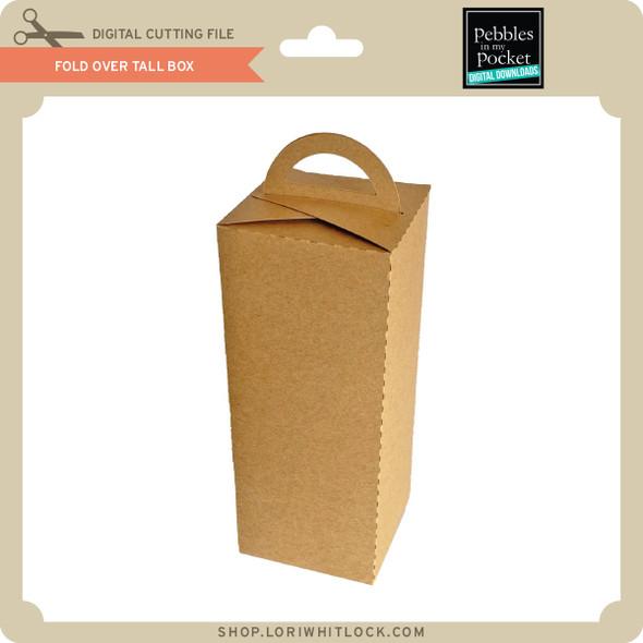 Fold Over Tall Box