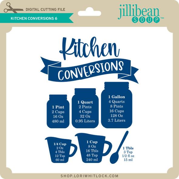 Kitchen Conversions 6