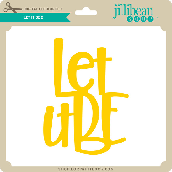 Let it Be 2