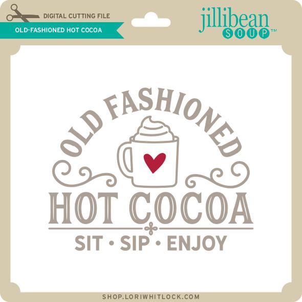 Old Fashioned Hot Cocoa