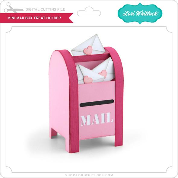 Mini Mailbox Treat Holder