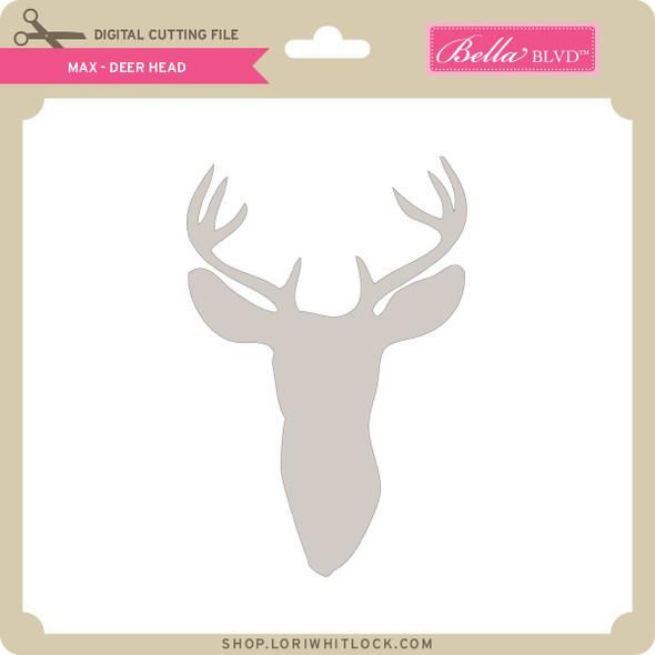 Max - Deer Head