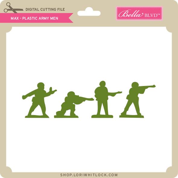Max - Plastic Army Men