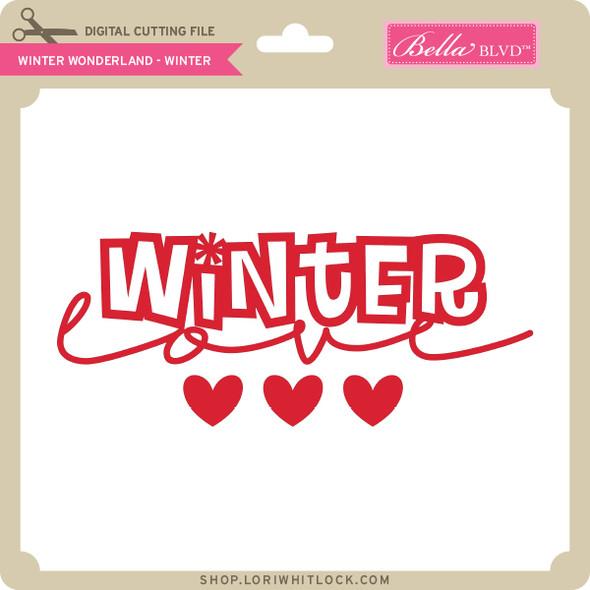 Winter Wonderland - Winter