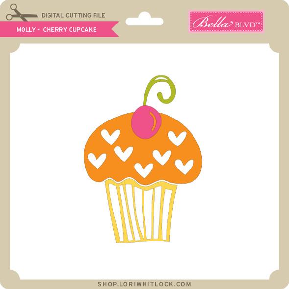 Molly - Cherry Cupcake
