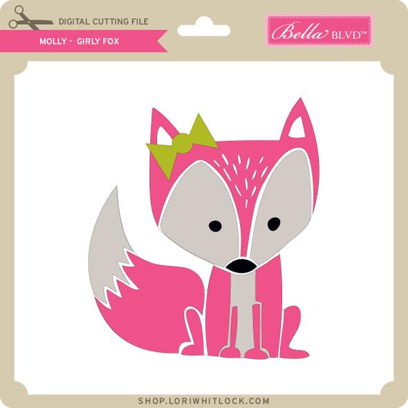 Molly - Girly Fox