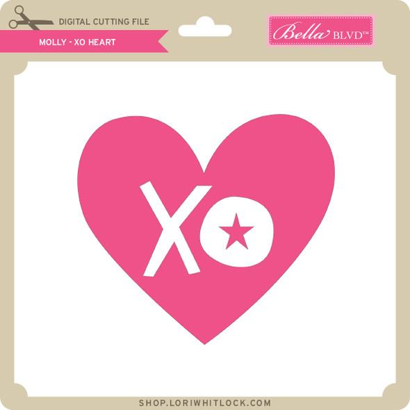 Molly - XO Heart