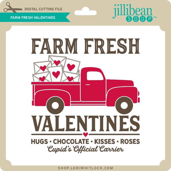 Farm Fresh Valentines