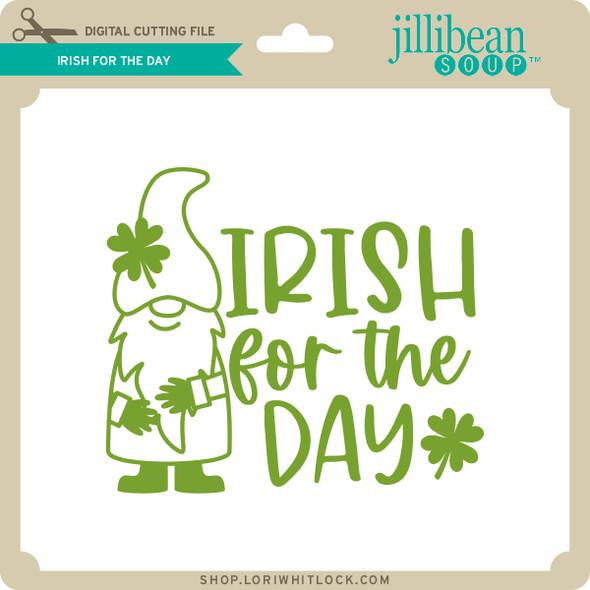 Irish for the Day
