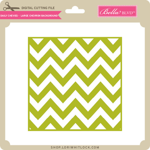 Daily Chevies - Large Chevron Background