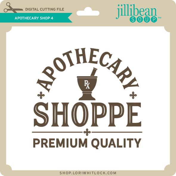 Apothecary Shop 4