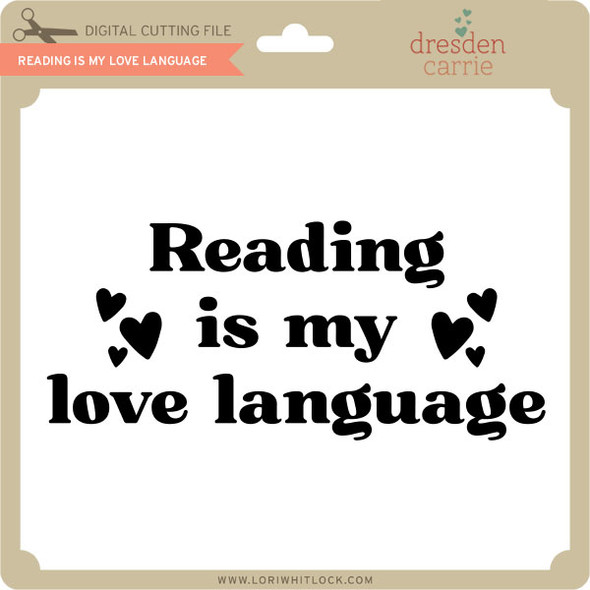 Reading is my Love Language