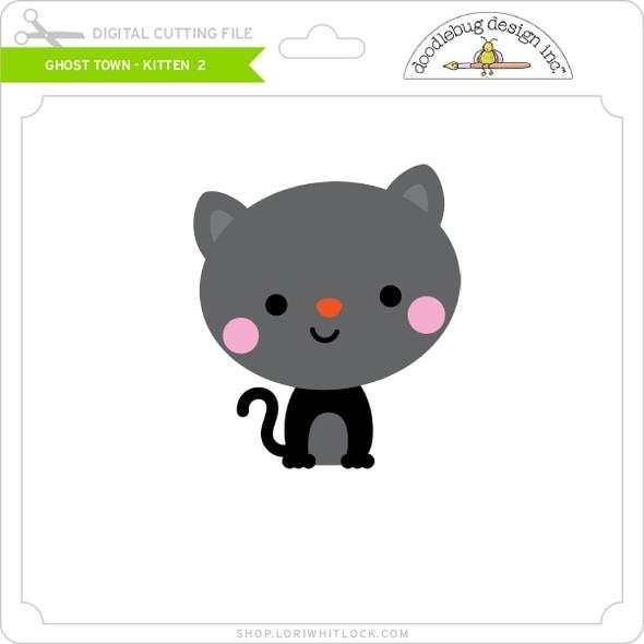 Ghost Town - Kitten 2