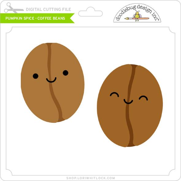 Pumpkin Spice - Coffee Beans