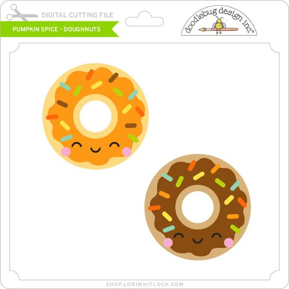 Pumpkin Spice - Doughnuts