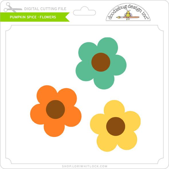 Pumpkin Spice - Flowers