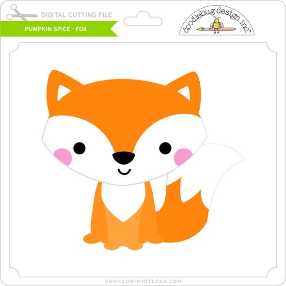 Pumpkin Spice - Fox