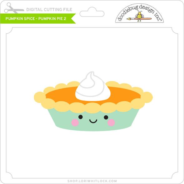 Pumpkin Spice - Pumpkin Pie 2