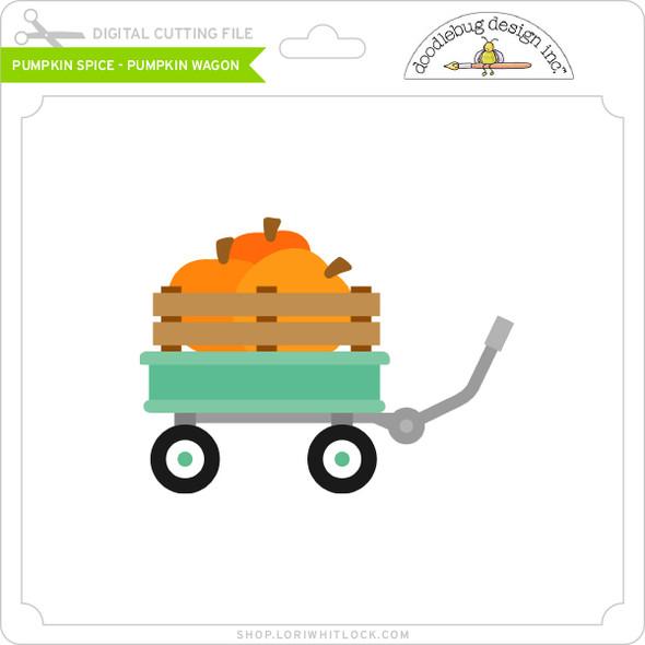 Pumpkin Spice - Pumpkin Wagon