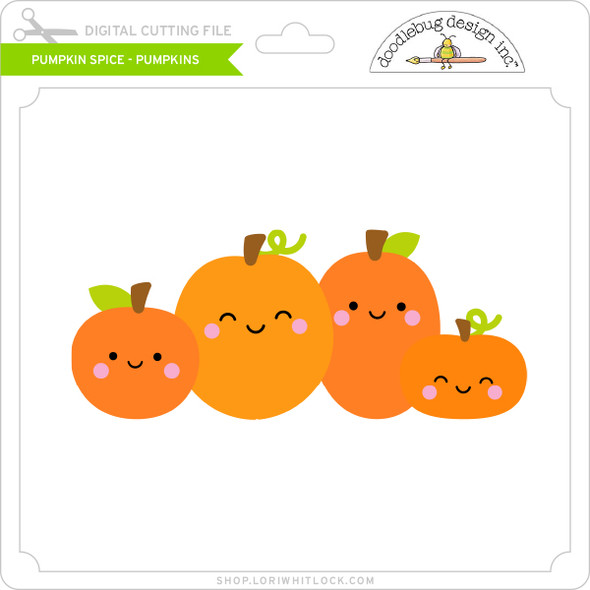 Pumpkin Spice - Pumpkins