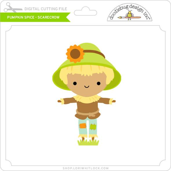 Pumpkin Spice - Scarecrow