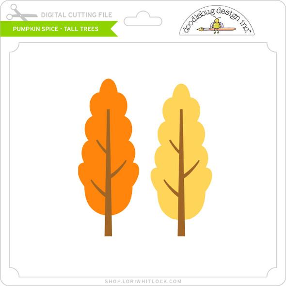 Pumpkin Spice - Tall Trees