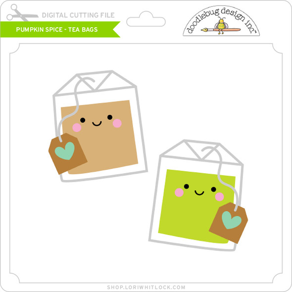 Pumpkin Spice - Tea Bags