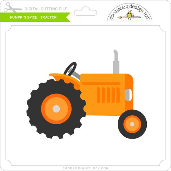 Pumpkin Spice - Tractor