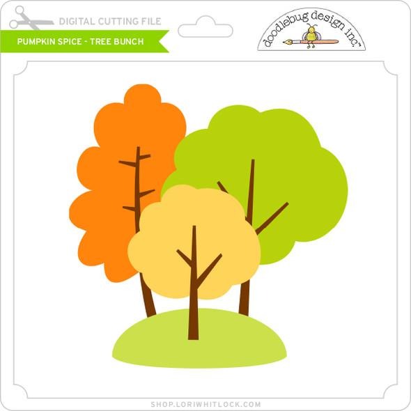 Pumpkin Spice - Tree Bunch