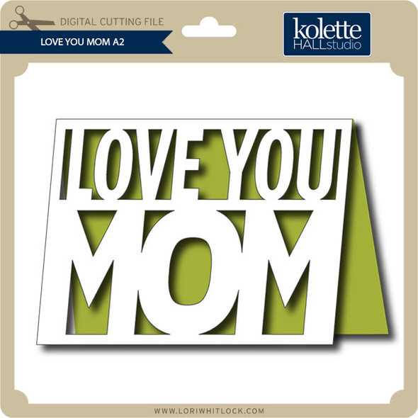 Love You Mom A2