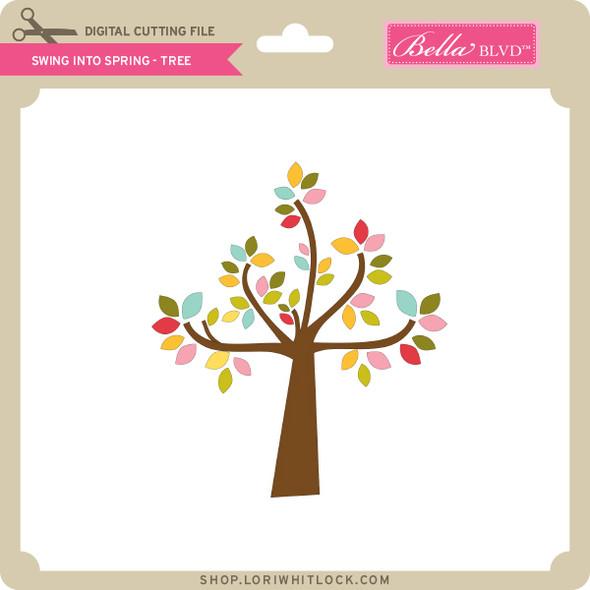 Swing into Spring - Tree