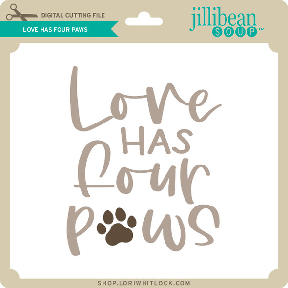 Love Has Four Paws