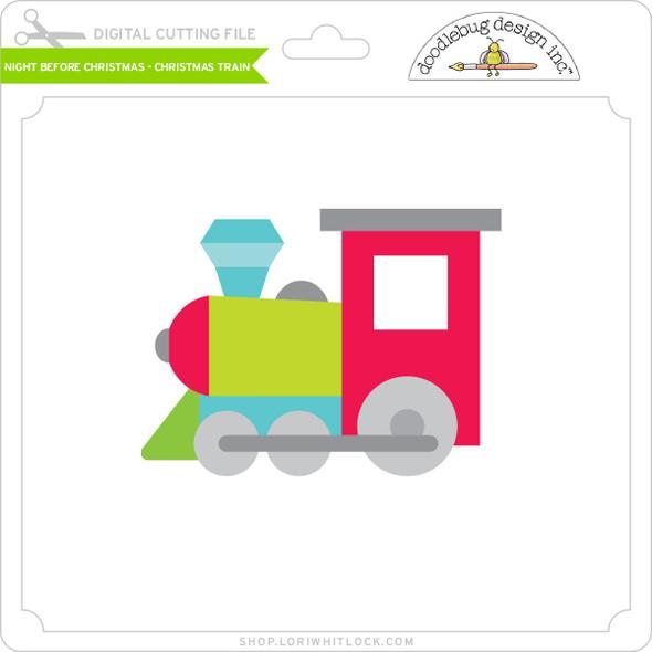 Night Before Christmas - Christmas - Train